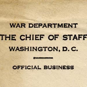 Harry Woodring Seeks Reappointment As Secretary Of War