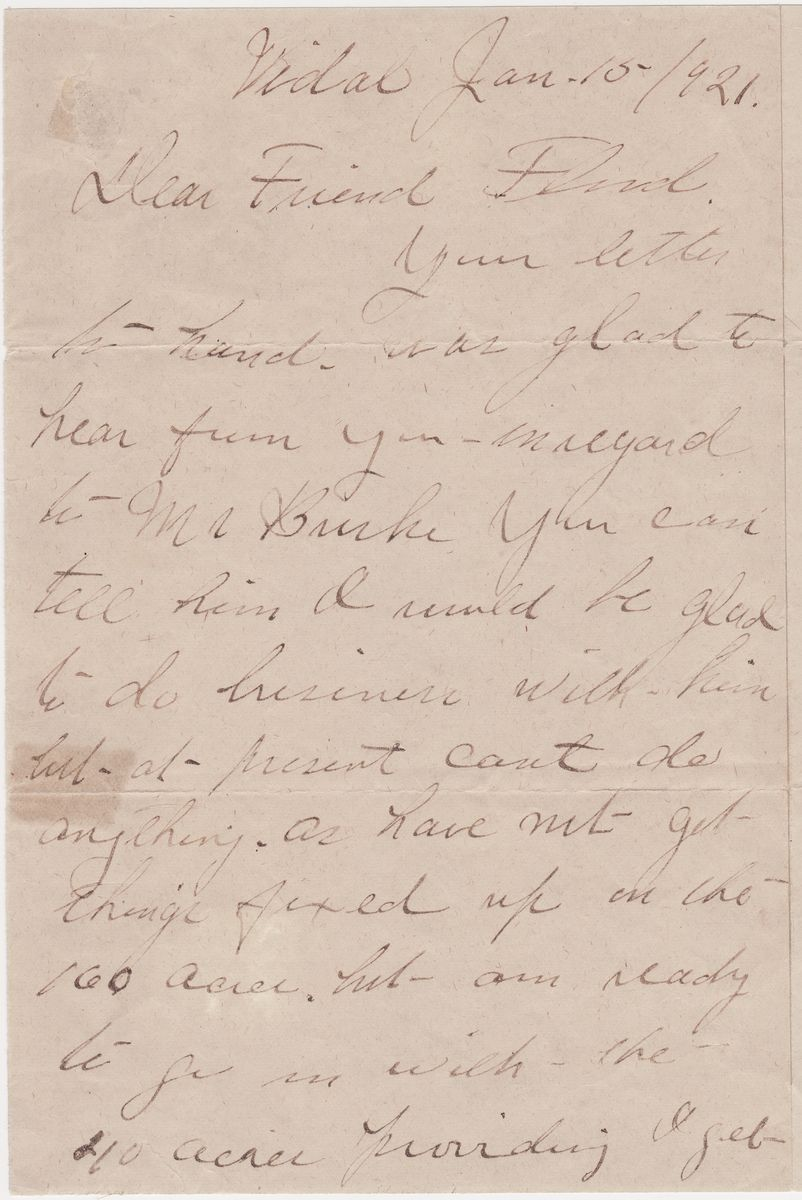 A Wyatt Earp Autograph Letter Signed: An Incredible Rarity