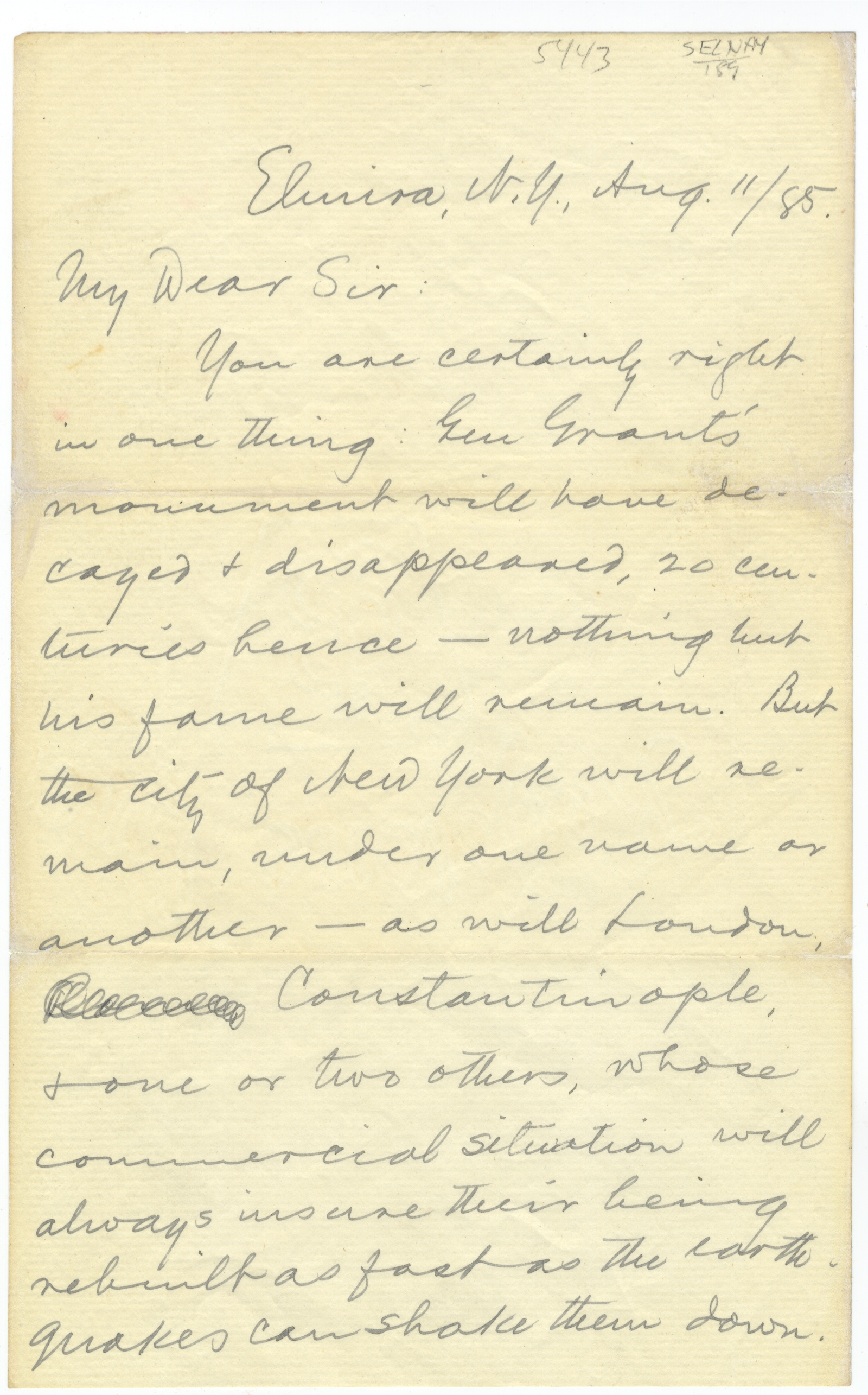 Mark Twain, on the Heroic Writing, and Fantastic Success, of Ulysses S. Grant's Memoirs