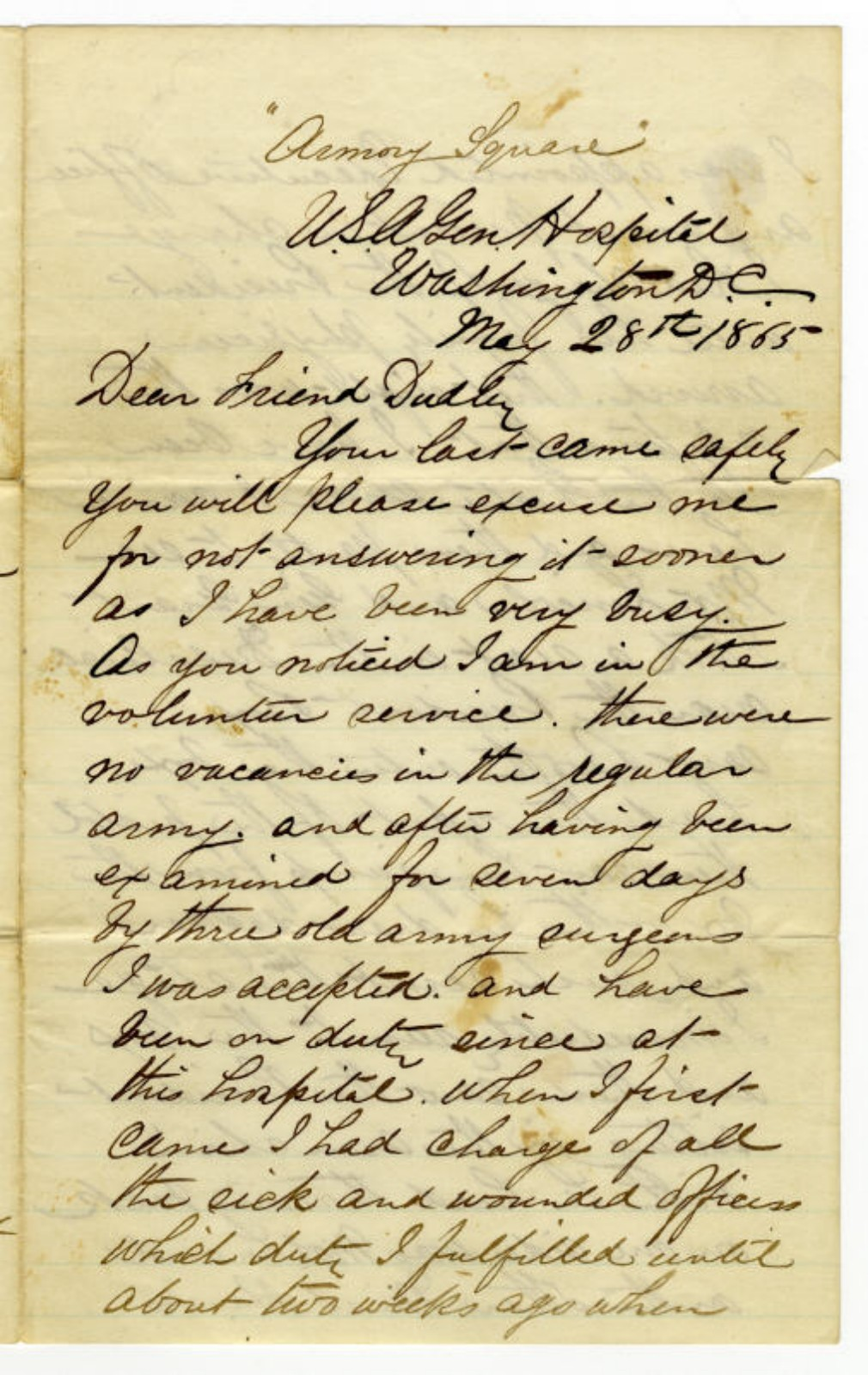 The Eyewitness Account of Abraham Lincoln's Assassination by the Physician Who Treated Him at the Scene