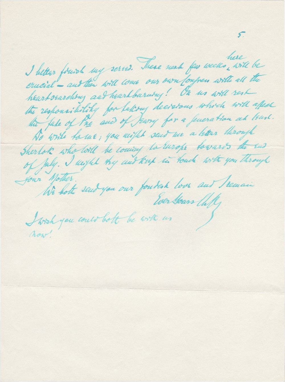 Page 5 transcript