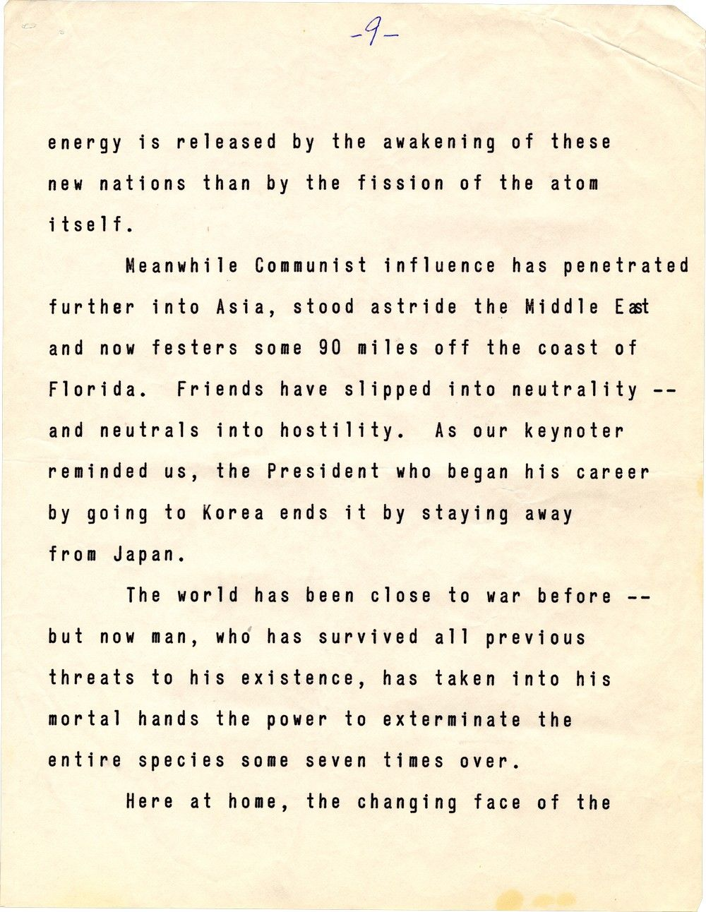 Page 9 transcript