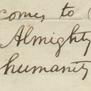 Abraham Lincoln's Prayer To