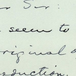 Mark Twain to French Jewish Writer Marcel Schwob: