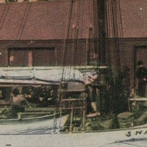 Jack London, Hit Hard By the San Francisco Earthquake, Concentrates on Building His Yacht,