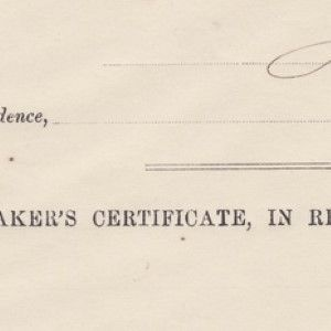 Dr. Jacob de Silva Solis Cohen: A Scarce Civil War Autograph