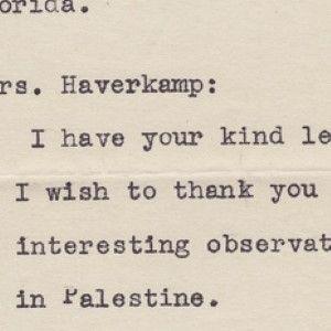 President Herbert Hoover Silent on 1929 Hebron Massacre