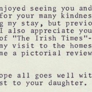 President John F. Kennedy On His Historic Trip to Ireland:
