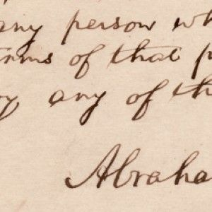 Abraham Lincoln Swears That He Shall Not Retract or Modify the Emancipation Proclamation