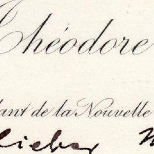 Theodor Herzl Asks Jewish Sculptor Samuel Friedrich Beer to Show
