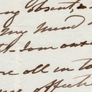 President Andrew Jackson Writes of His Loneliness in the White House