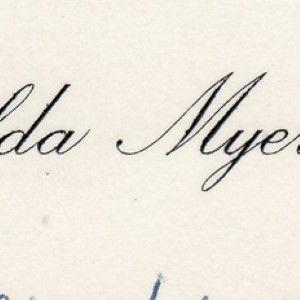Golda Meir: Her