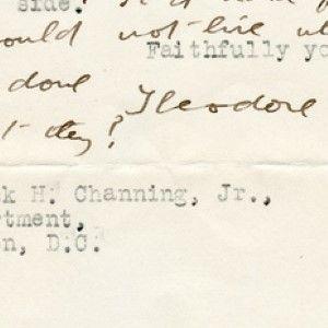 With World War I Still Raging, Theodore Roosevelt Mourns His Fallen Son