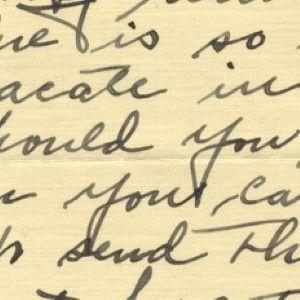 Josephine Earp, Wyatt Earp's Jewish Widow, Admits Her Destitution to Earp's Biographer