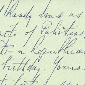 Harry Truman Declares