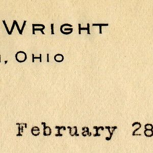 Orville Wright Sets the Record Straight About the First Flight