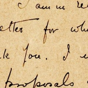 Theodor Herzl Writes of a Matter Unknown, He Says, Even to His Editor, Amidst the Dreyfus Affair