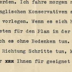 Einstein, Working to Save Jews from Hitler, Discusses