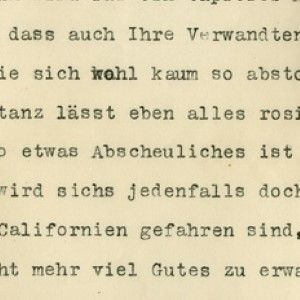 Albert Einstein Advises a Young Refugee From Germany, Then Controlled By What He Called
