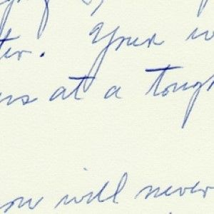 Rare Gerald Ford Presidential Letter Written After His