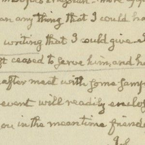 John Quincy Adams Writes About John Adams