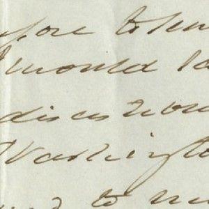 Martin van Buren, Just Two Days Into James K. Polk's Term, Prepares to Write His Political Antagonist
