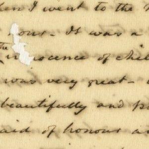 President John Tyler Says the Presidency is a Prison