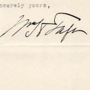 Chief Justice William Howard Taft: