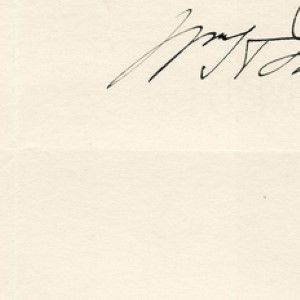 Chief Justice William Howard Taft Comments on an Abraham Lincoln Address by Emanuel Hertz