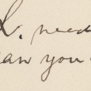 Lincoln, Four Days After Son Willie's Death, Tells Sumner Mary Lincoln Needs His Help -