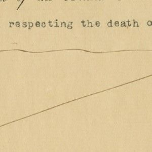 President William McKinley Orders Seal Affixed to His Proclamation on the Death of Vice President Hobart