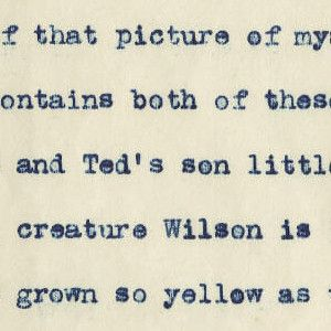 "Theodore Roosevelt: ""What a Dreadful Creature Wilson is!"""