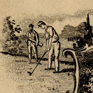 """""""Big Bill"""" Taft, Happily Golfing, Relates His Post-Presidential Loss of Eighty Pounds"""