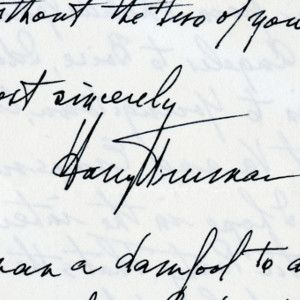 Former PresidentHarry Truman on President John F. Kennedy's Handling of Racial Violence and the Cuban Missile Crisis