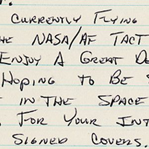 Dick Scobee, Commander of the Ill-Fated Challenger, Hopes to Be Selected as a Space Shuttle Astronaut