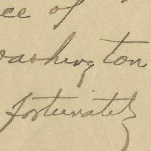 Herbert Hoover Describes Himself