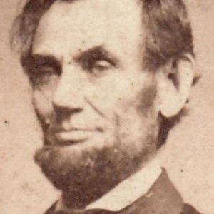 Abraham Lincoln Signed Photo: The