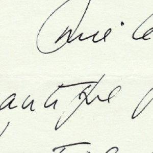 President John F. Kennedy Recalls Happy Palm Beach Memories With an Old Irish Friend